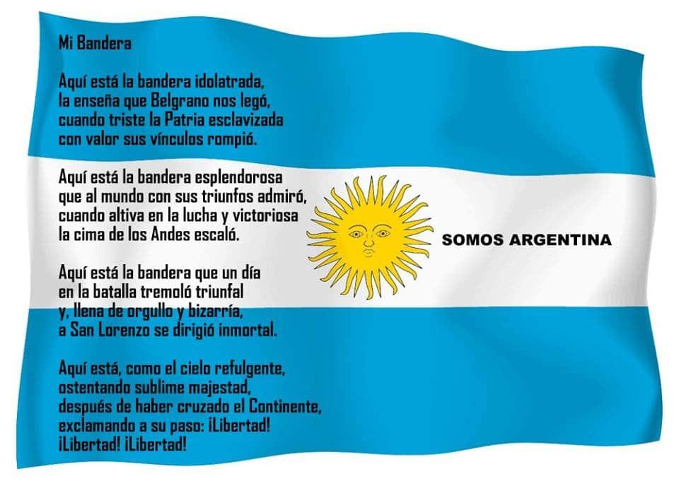 que se significan los colores dela bandera de argentina