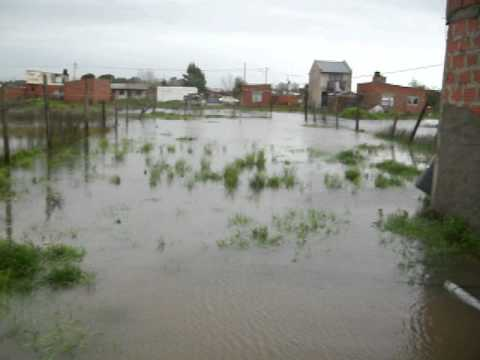 Dolores Buenos aires Inundaciones