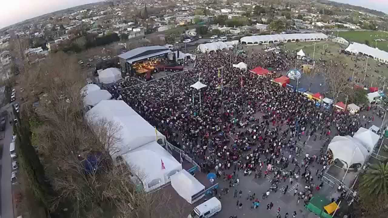 Mercedes Buenos Aires Festival