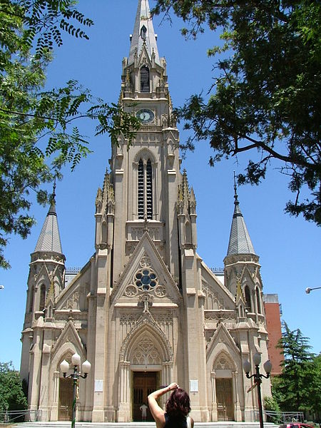 Mercedes Buenos Aires catedral