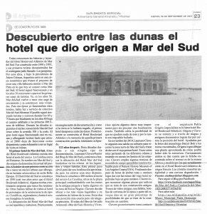 Miramas Buenos Aires Noticias