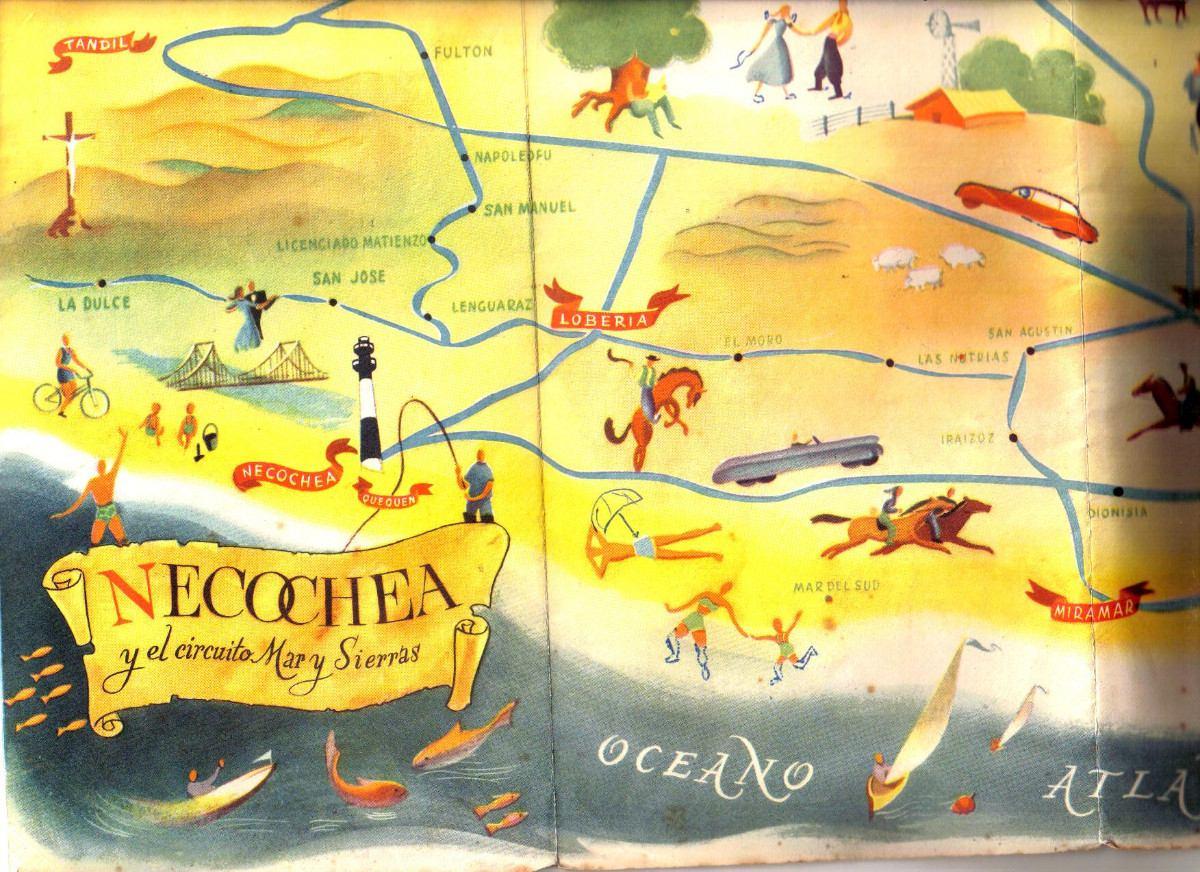 Necochea Argentina turismo y más