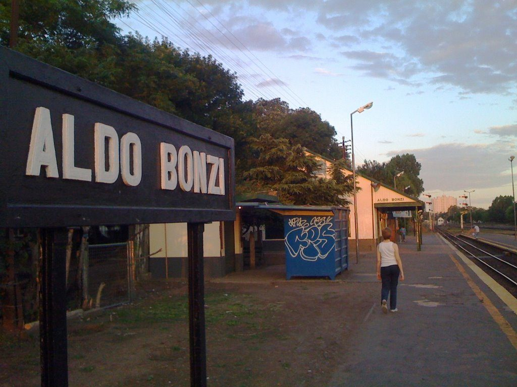 Partido de la Matanza Localidades Aldo bonzi