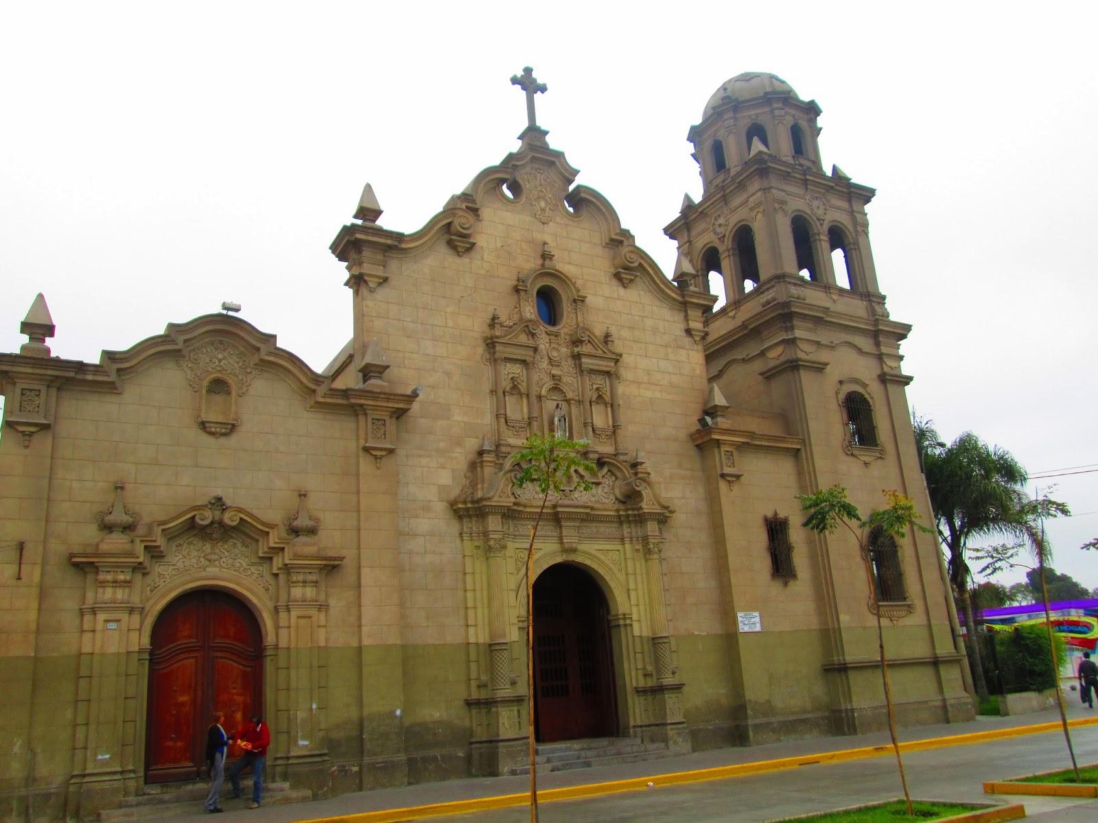 Santa Teresita Buenos Aires iglesias