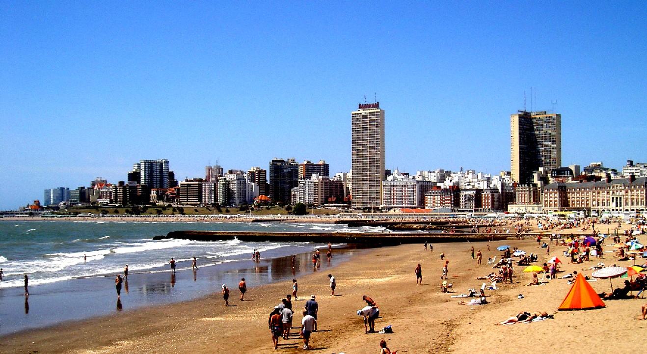 Santa teresita Buenos Aires Playas