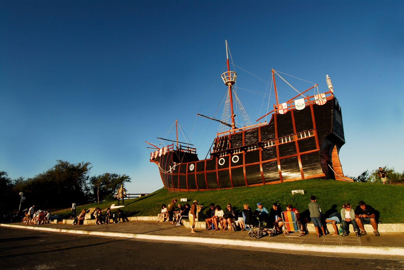 Santa Teresita Buenos Aires barcos