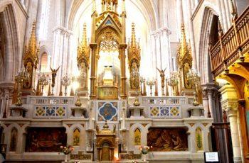 La basílica de Luján