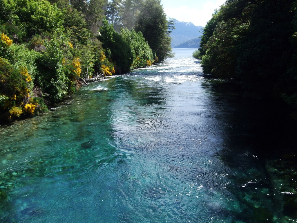 Ríos de Argentina: características, ubicación, cuencas, lagos y más
