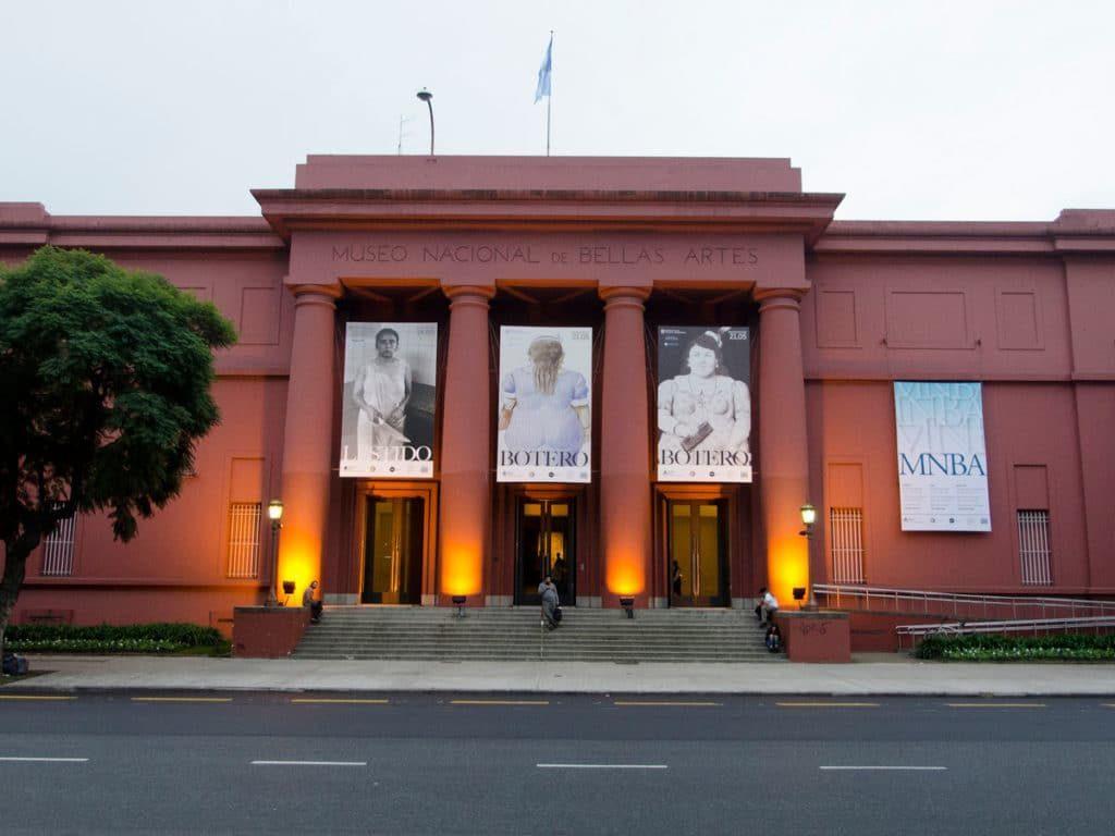 Museo de Bellas Artes Buenos Aires