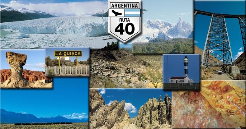 Ruta Nacional 40 de Argentina