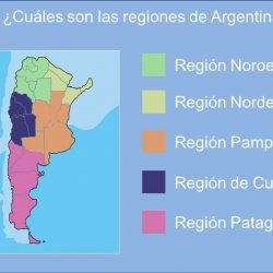 Regiones de Argentina: resumen, características, y más.
