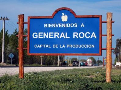 General Roca de Río Negro