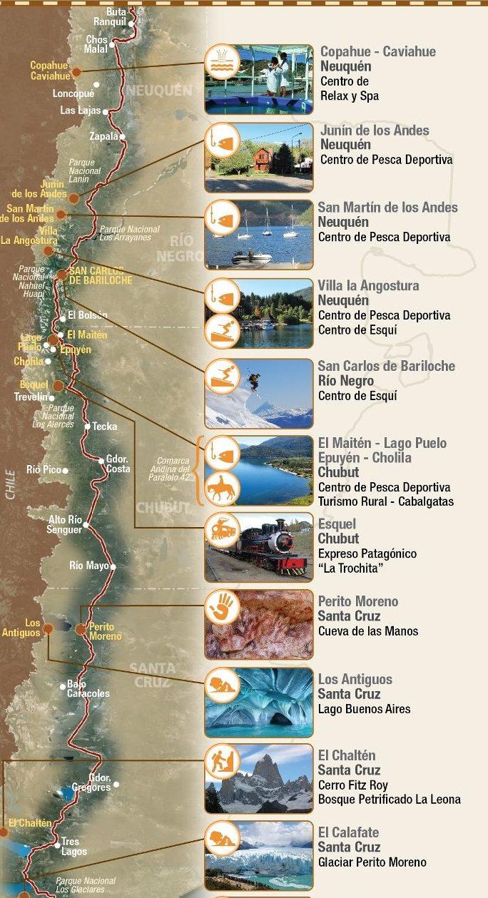 Cordillera de los Andes Argentina.
