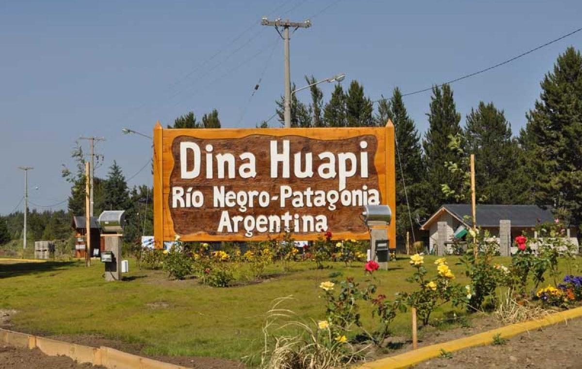 Dina Huapi