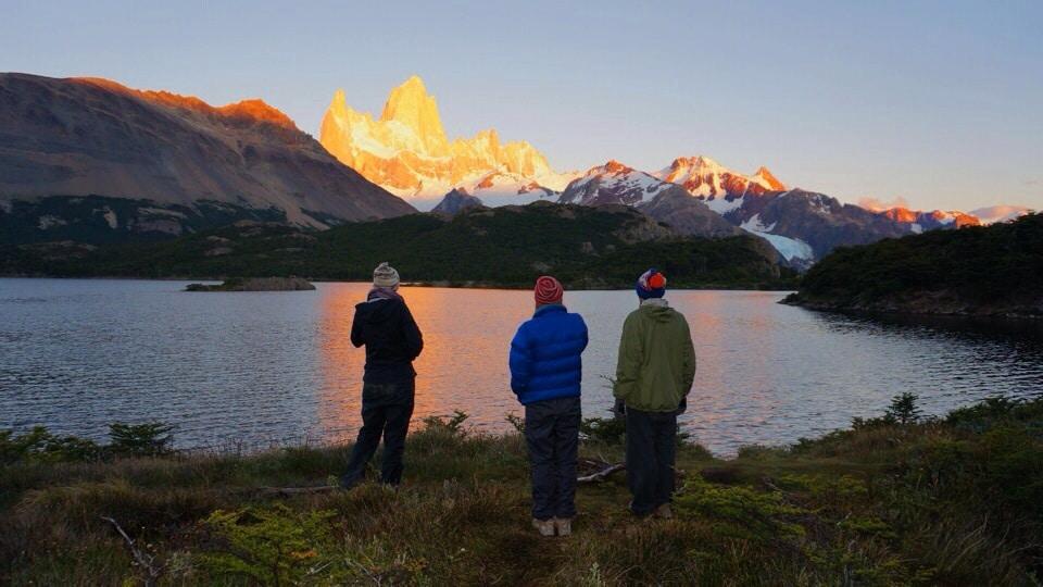 El Chalten Argentina paseos