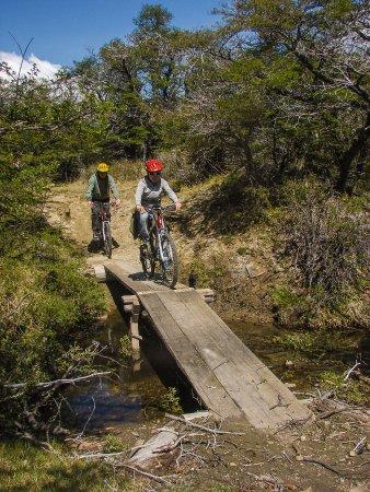 El Chalten Argentina bicicletas