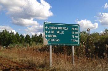Jardin de America Misiones