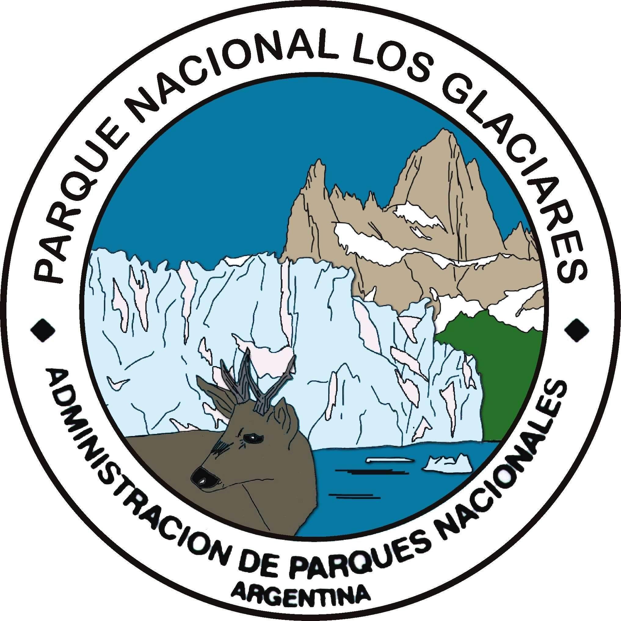 Parque Nacional Los Glaciares Logos