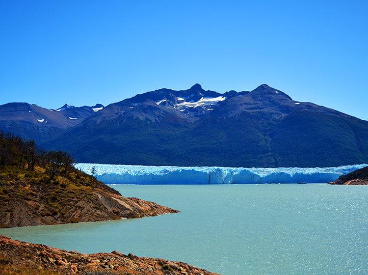 Parque Nacional Los Glaciares Montañas