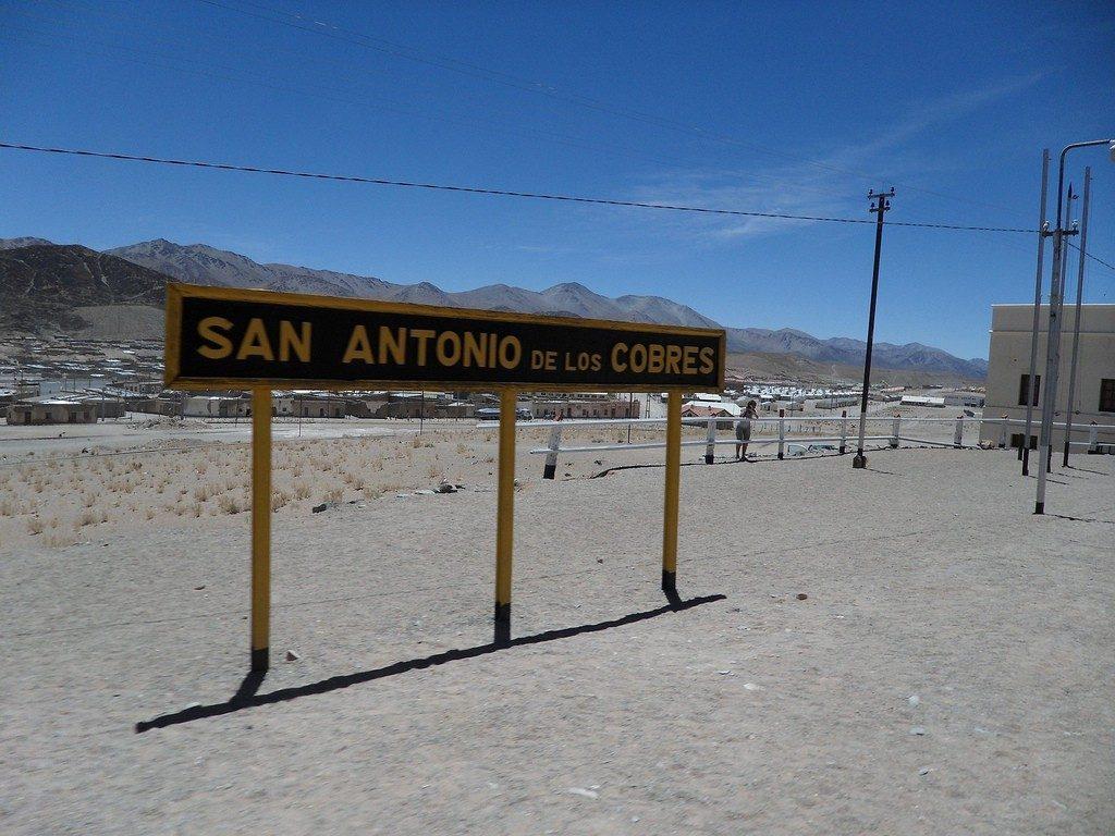 San Antonio de los Cobres