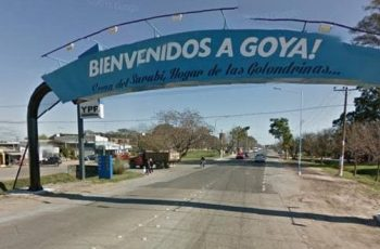 Ciudad de Goya en Corrientes