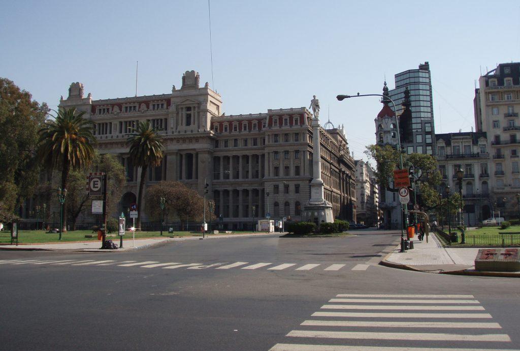 departamentos de argentina
