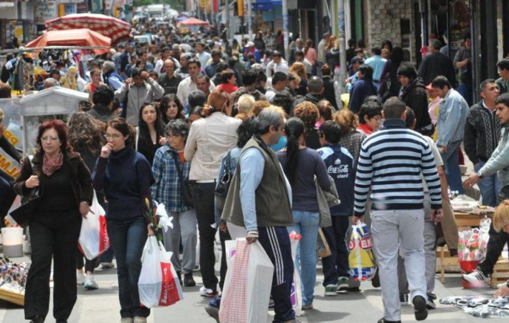 poblacion en argentina