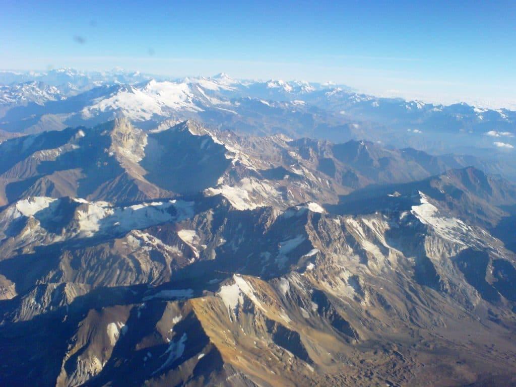 Relieve de Argentina: caracteristicas, formas, montañas, llanuras y más